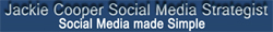 Jackie Cooper Social Media Strategist