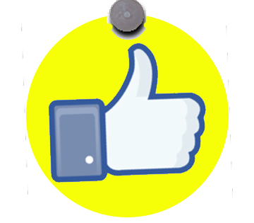 facebook yellow