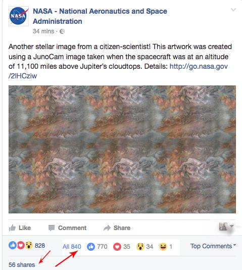 Facebook Reactions 1